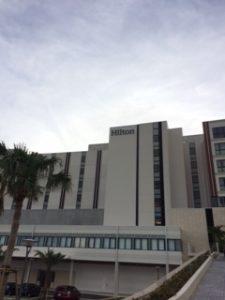 沖縄 ヒルトンホテル