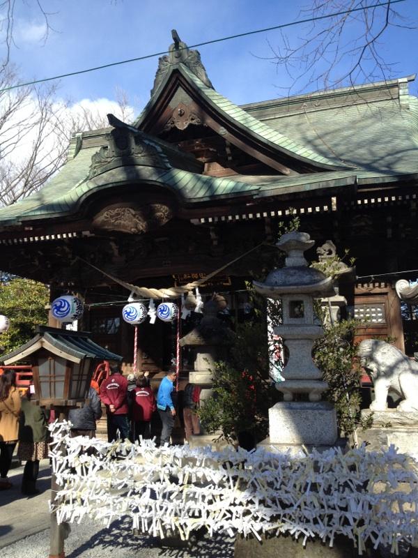 上野総社神社2