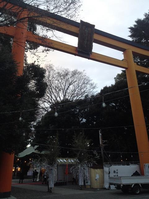 川越氷川神社5