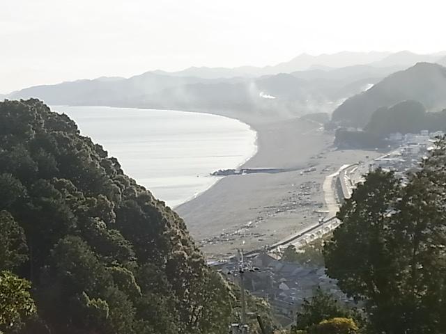 七里御浜絶景
