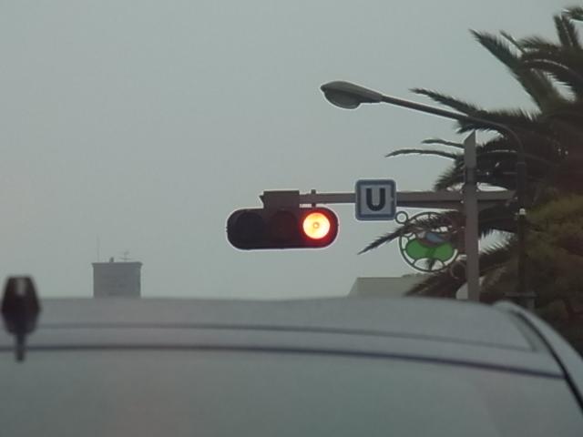 高知城周辺交差点