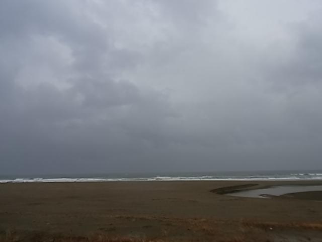 道の駅からの海