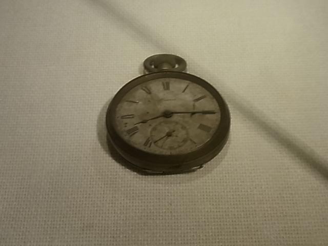資料館内時計