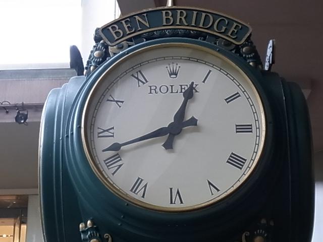 アラモアナ時計
