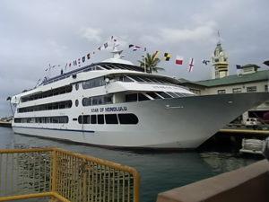 ホエールウオッチング 船