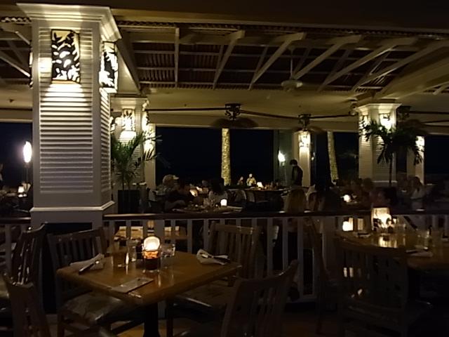 ハワイ最後の晩餐2